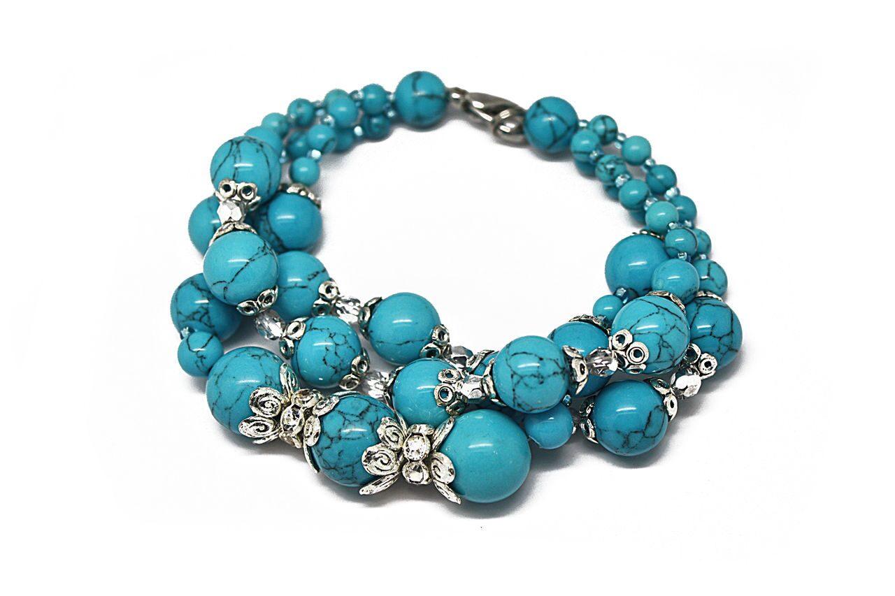серебряные браслеты женские фото
