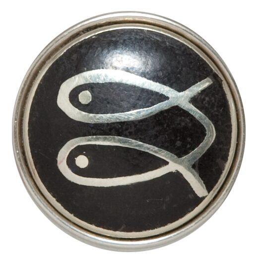 серебрянный перстень со знаком зодиака
